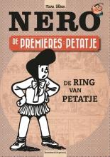 Marc  Sleen De avonturen van Nero De premieres: Petatje