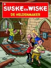 Willy  Vandersteen, Peter Van Gucht Suske en Wiske 338 De heldenmaker