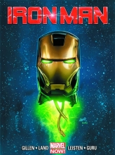 Kieron  Gillen Marvel 05 Iron man