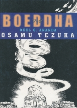 Tezuka Boeddha 6 Ananda