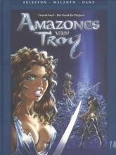 Scotch  Arleston Amazones van Troy 2 Het goud der diepten