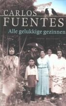 Carlos  Fuentes Alle gelukkige gezinnen