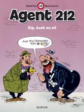 Daniël,Kox/ Cauvin,,Raoul Agent 212 12