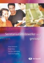 Secretariaatsmedewerker (m/ V) Gevraagd