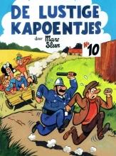 Sleen Marc, Dirk  Stallaert , De Lustige Kapoentjes 10