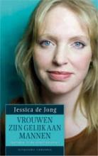 Jessica de Jong , Vrouwen zijn gelijk aan mannen