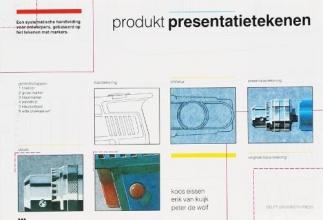K.  Eissen, E. van Kuijk, P. de Wolf Produkt presentatietekenen