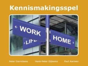 P.  Gerrickens, M.  Verstege Kennismakingsspel