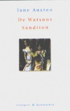 Jane  Austen De Watsons Sanditon