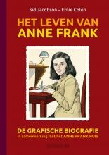 Sid Jacobson , Het leven van Anne Frank