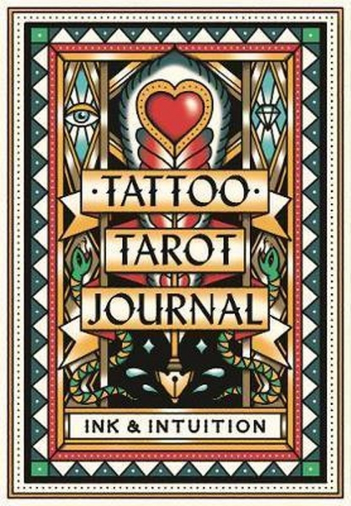 Diana McMahon Collis,Tattoo Tarot Journal