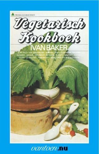 I. Baker,Vegetarisch kookboek