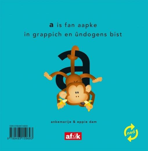 Eppie Dam,a is fan aapke - a is van aapje