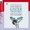 ,<b>Bach - Oster Oratorium - Magnificat - Gabrieli Consort CD</b>