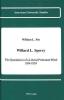 William L Fox, Willard L. Sperry