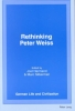 , Rethinking Peter Weiss