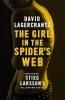 Lagercrantz, David, Girl in the Spider`s Web