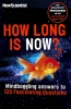 New, New Scientist How Long is Now?
