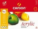 ,<b>Canson Blok  Acrylverf Montval 32x41 10vl 400 G.</b>