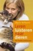 Marta Williams, Leren luisteren naar dieren