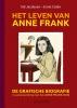 Jacobson Sid & E.  Colon, Leven van Anne Frank - de Grafische Biografie