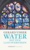 Gerard Visser, Het water dat zich laat oversteken