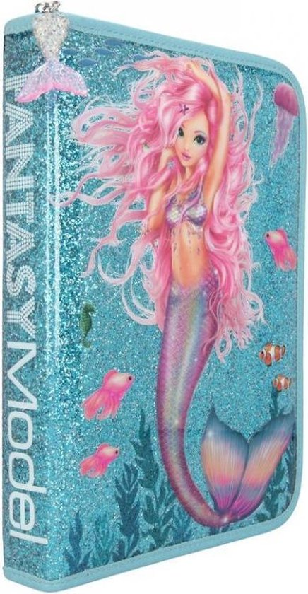 ,Fantasy model etui, gevuld mermaid