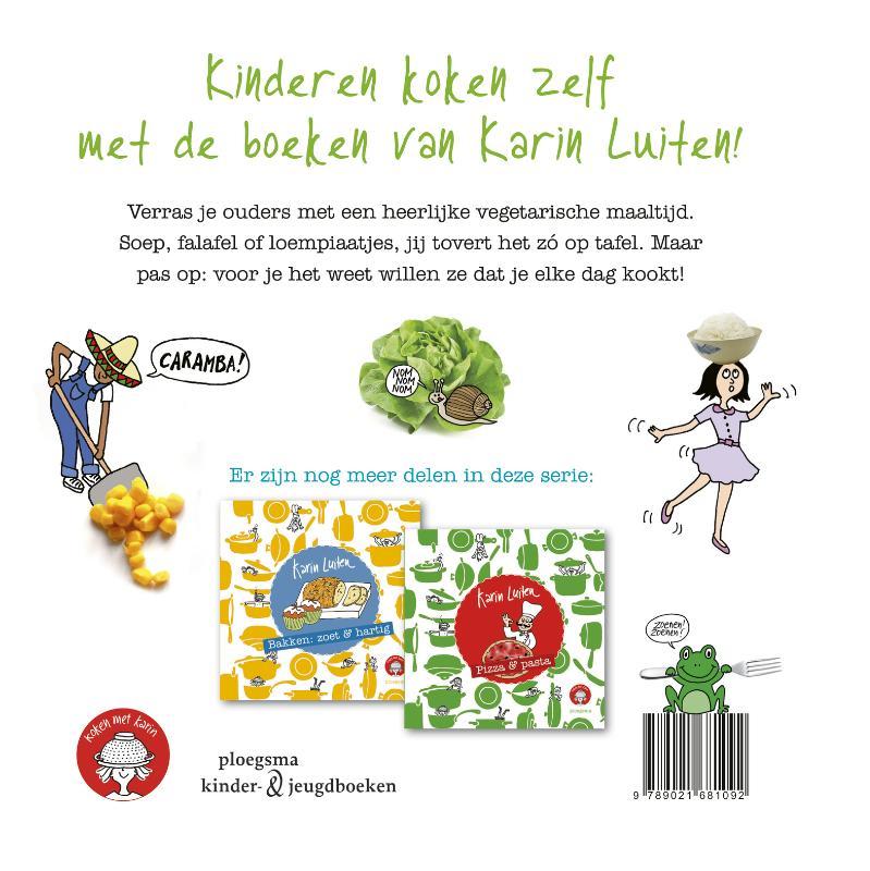 Karin Luiten,Vegetarisch