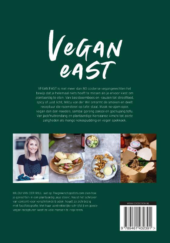 Milou van der Will,Vegan East