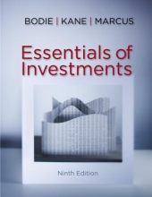 Bodie, Zvi Essentials of Investments