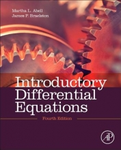 Martha L. Abell,   James P. Braselton Introductory Differential Equations