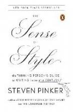 Steven Pinker The Sense of Style