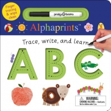 Faria, Kimberley,   Munday, Natalie,   Oliver, Amy Trace, Write, and Learn ABC