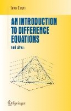 Saber Elaydi An Introduction to Difference Equations