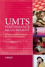 Kreher, Ralf UMTS Performance Measurement