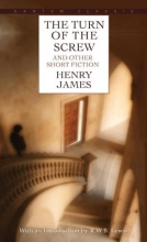 James, Henry Turn of the Screw & Other Short Fiction