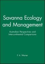 P. A. Werner Savanna Ecology and Management