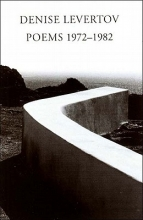 Levertov, Denise Poems 1972-1982