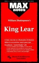 Ruth, Corinna Siebert King Lear (Maxnotes Literature Guides)
