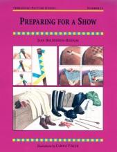 Jane Holderness-Roddam Preparing for a Show