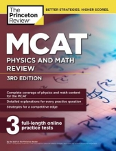 The Princeton Review MCAT Physics and Math Review