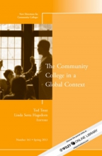 CC (Community Colleges) The Community College in a Global Context