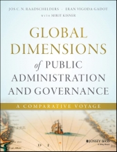 Raadschelders, Jos Global Dimensions of Public Administration and Governance