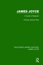 Rice, Thomas Jackson James Joyce