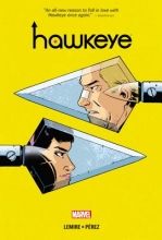 Lemire, Jeff Hawkeye 3