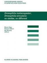 Drosophila melanogaster, Drosophila simulans: So Similar, So Different