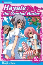 Hata, Kenjiro Hayate the Combat Butler 20