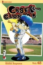 Aoyama, Gosho Case Closed 43