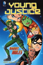 Weisman, Greg,   Hopps, Kevin Young Justice 7