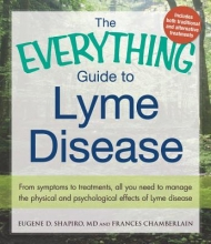 Rafal Tokarz The Everything Guide To Lyme Disease